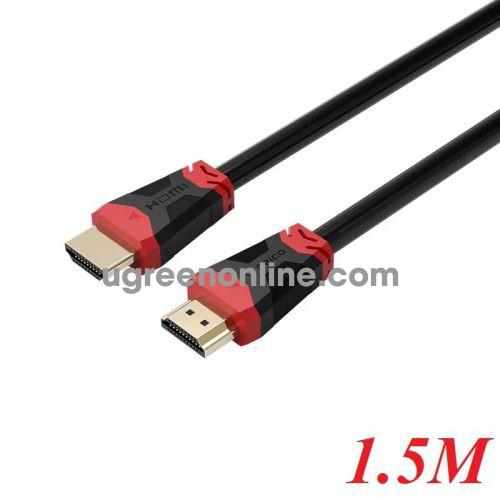 Orico HD303-15-BK Cáp 1.5m 4k 60mhz HDMI Version 2.0 - 98277 10098277