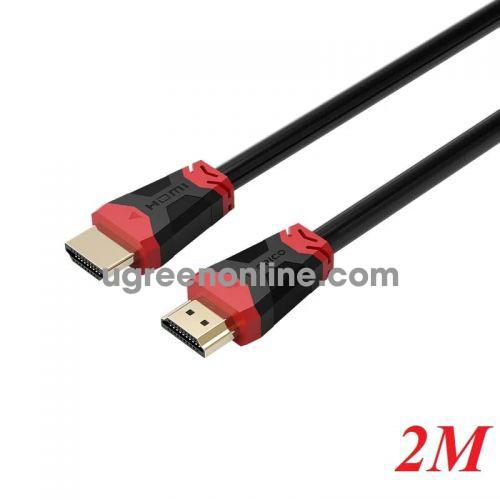 Orico HD303-20-BK Cáp 2m 4k 60mhz HDMI Version 2.0 - 95497 10095497