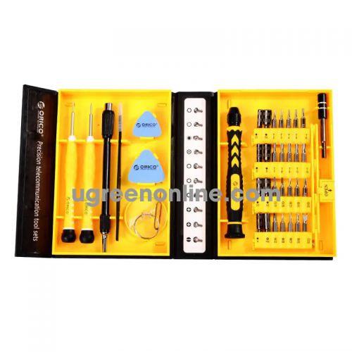 Orico ST2-BK Bộ công cụ 4 vít và 28 đầu vít đa năng - 95332 10095332