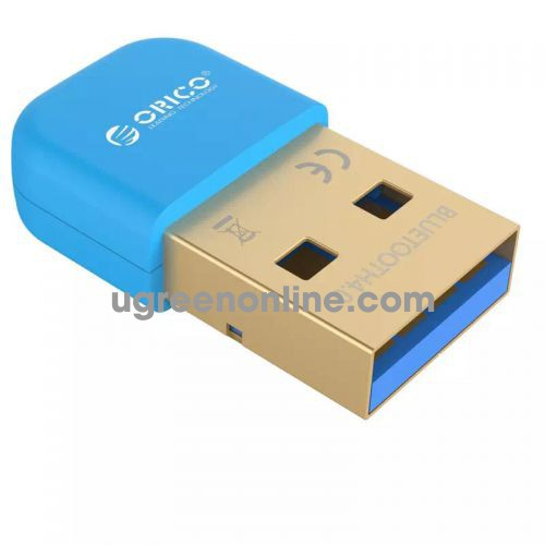 Orico Bta-403-Bl Thiết Bị Kết Nối Bluetooth 4.0 Usb Xanh - Usb Bluetooth Adapter 4.0 Portable Bluetooth 4.0 Adapter For Win 7 8 10 - 97253