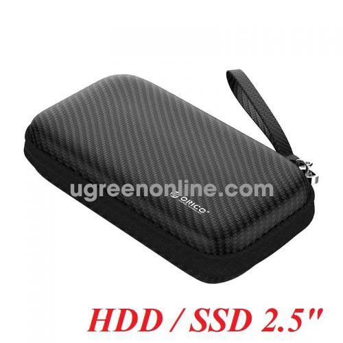 Orico PH-D2-BK Màu Đen Hộp bảo vệ ổ cứng 2.5