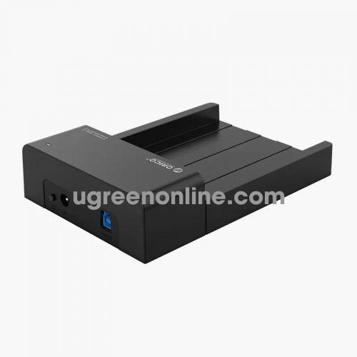 Orico 6518US3-V1-BK Đế Ổ Cứng Docking 1 Khe Cắm: 3.5