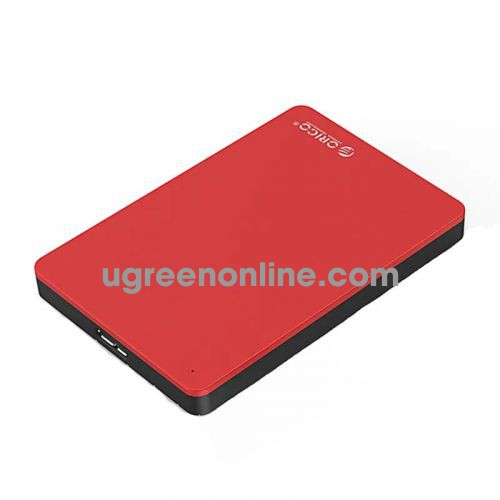 Orico MD25U3-RD Hộp ổ cứng 2.5