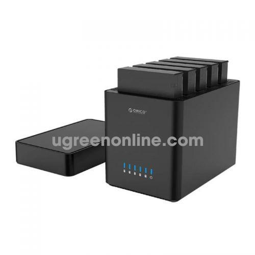 Orico Ds500U3-Bk Hộp Ổ Cứng 5 Khay 3.5'' Usb 3.0 Đen 95351 10095351