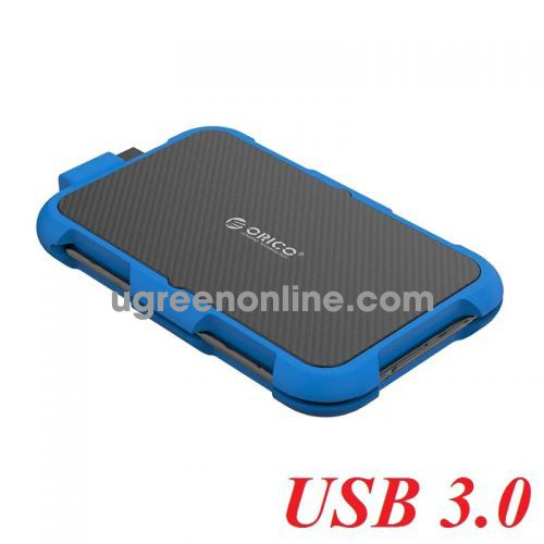 Orico 2739U3-BL Hộp ổ cứng 2.5