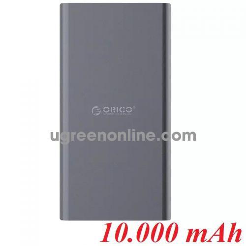 Orico M10000 Pin Sạc Dự Phòng 10 000Mah Xám - 98426