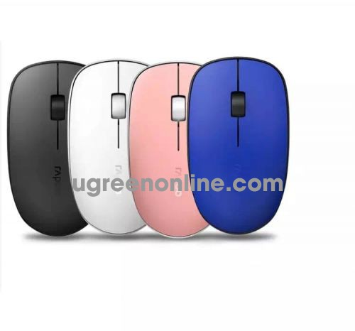 Rapoo M200Silent Chuột Bluetooth 1300Dpi Kết Hợp 2.4Ghz Receiver Không Dây - 07294