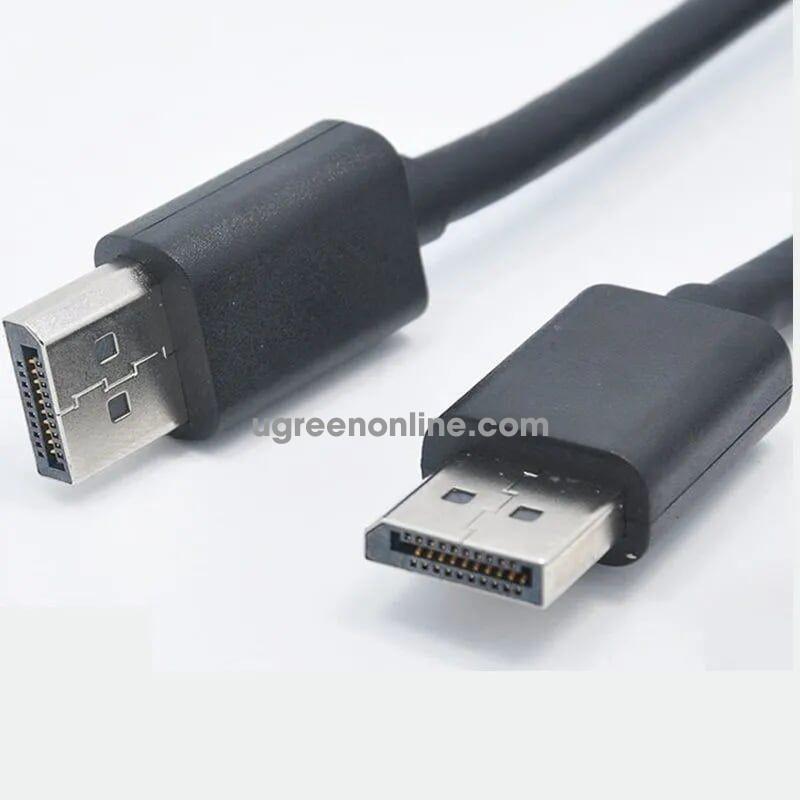 BizLink 1.5M Màu Đen Cáp Display Port 1.2 Dell Original DisplayPort 1.2 Male to Male Cable 453141400090R09 4K x 2K 3840 x 2160 60Hz 21.6Gbps - 96996
