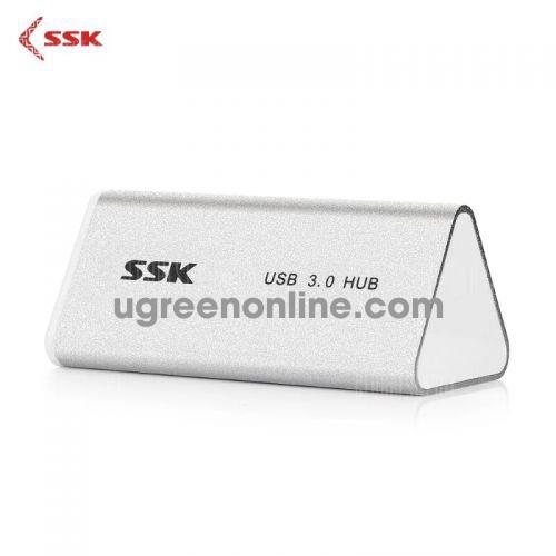 SSK SHU-028 Màu Trắng Hub chia 4 cổng USB 3.0 98581 10098581