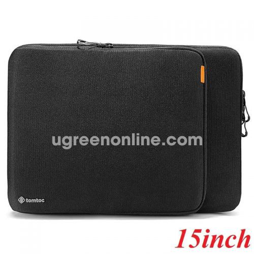 "Tomtoc H13-E02D Túi đeo TOMTOC Protection Premium MB Pro 15"" New Black ( H13-E02D ) GKOL 87020"