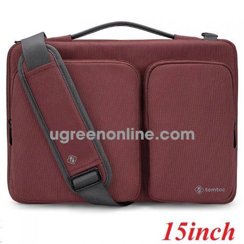 Tomtoc A42-E01R Túi đeo TOMTOC shoulder bags MB Pro 15