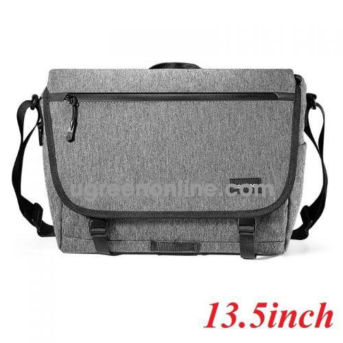 Tomtoc A47-C01G Túi đeo vai Messenger Multi-Function for Ultrabook Gray ( A47-C01G ) GKOL 88229