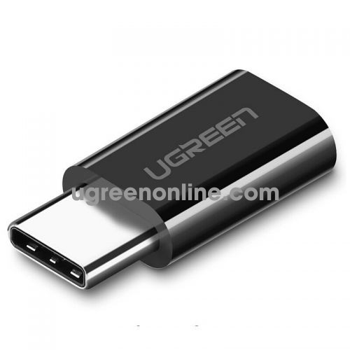 Ugreen 30865 usb 3.1 type c to micro usb adapter đen us157 10030865