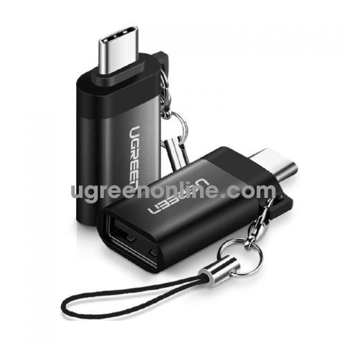 Ugreen 50283 type c male to usb 3.0 adapter đen us270