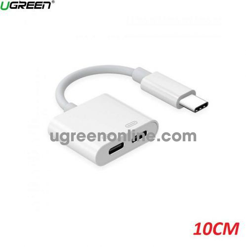 Ugreen 50595 type c 1 to 2 Ports USB-C Hub splitter CM193 10050595