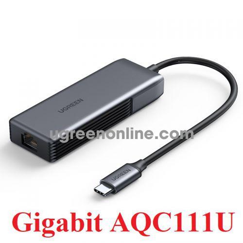Ugreen 70604 USB type C 3.1 GEN1 To 5G Ethernet Adapter CM312 10070604