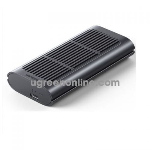 Ugreen 80336 40Gpbs m.2 NVME Thunderbolt™3 box Hard Drive Enclosure support 2tb ssd CM343 10080336
