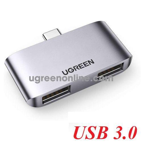 Ugreen 10912 Usb type c to 2 * USB A 3.0 hub Adapter CM412 10010912