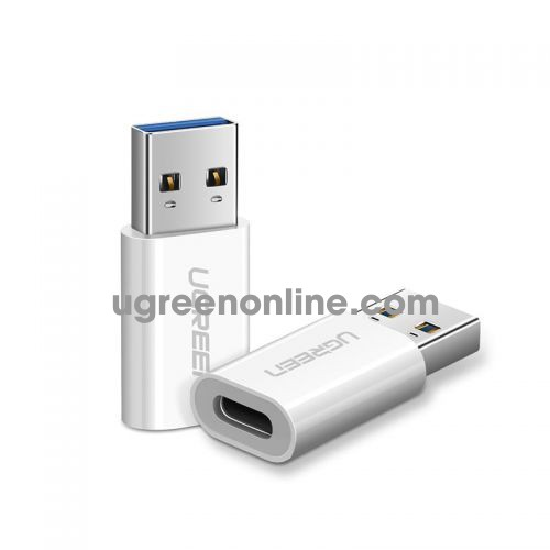 Ugreen 40932 usb 3.0 a male to type c female adapter abs us204 10040932