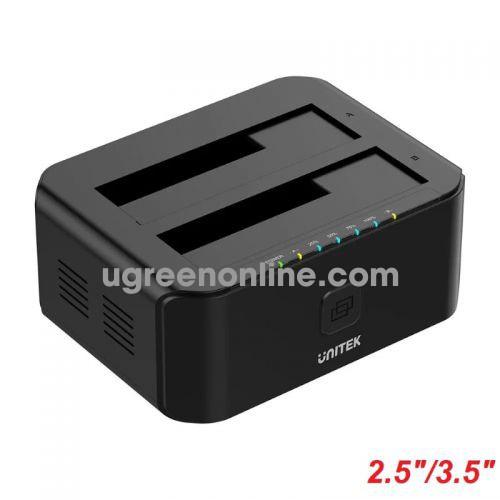 Unitek 27462 Y-3032 Docking Usb 3.0 Ra Sata 2.5