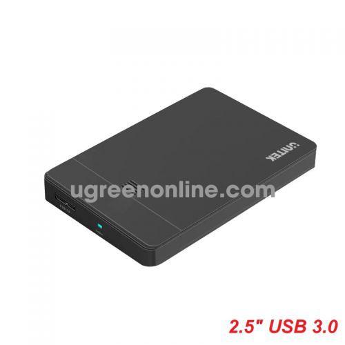 Unitek 28608 Y-3257 Box Usb 3.0 Sata 3 2.5Inch Hộp Đựng Ổ Cứng Hdd Màu Đen 10028608