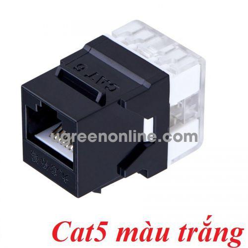 Unitek 28466 T016ABK Ruột mạng CAT 5 màu trắng 10028466