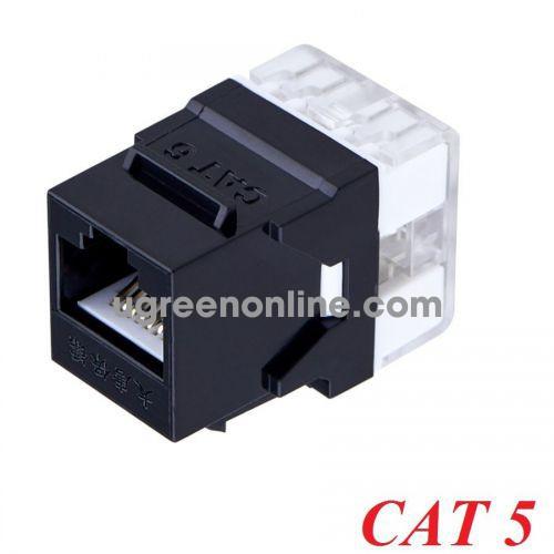 Unitek 27239 T016AWH Ruột mạng CAT 5 màu đen 10027239