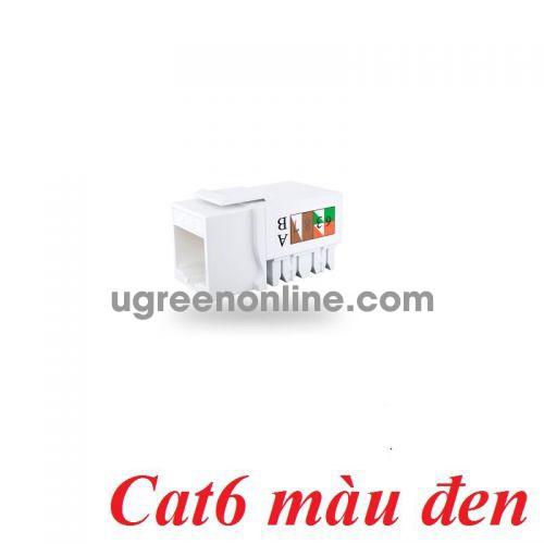 Unitek 28469 T017ABK Ruột mạng CAT 6 màu đen 10028469