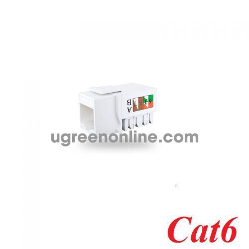 Unitek 28843 T017AWH Ruột mạng CAT 6 màu trắng 10028843