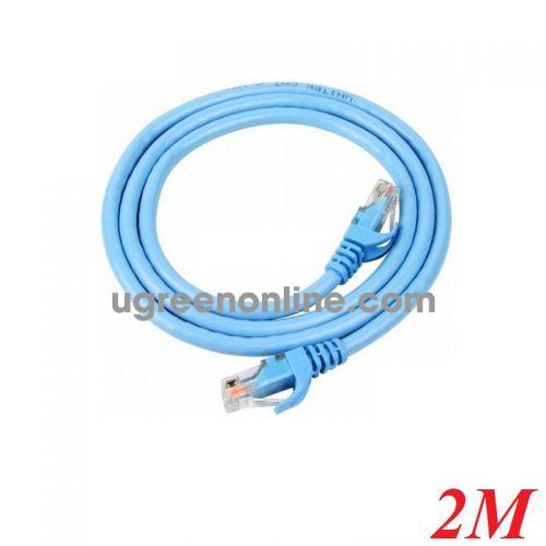 Unitek 29094 Y-C810ABL 2M Cable UTP Cat 6 10029094