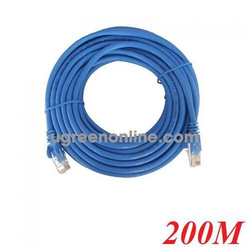 Unitek 29224 Y-C833ABL 200M Cable mạng cuộn Cat 6 10029224