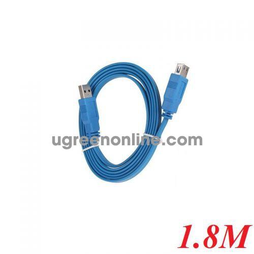 Unitek 25835 Y-C414 1.8M Cáp USB Nối Dài 3.0 10025835
