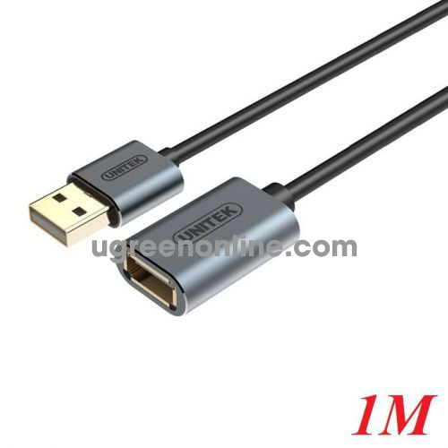 Unitek 25304 Y-C428FGY 1M Cáp USB Nối Dài 2.0 10025304