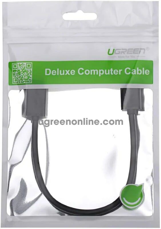 Ugreen 10816 Micro usb 3.0 otg cable for samsung note 3 s4 s5 black US127
