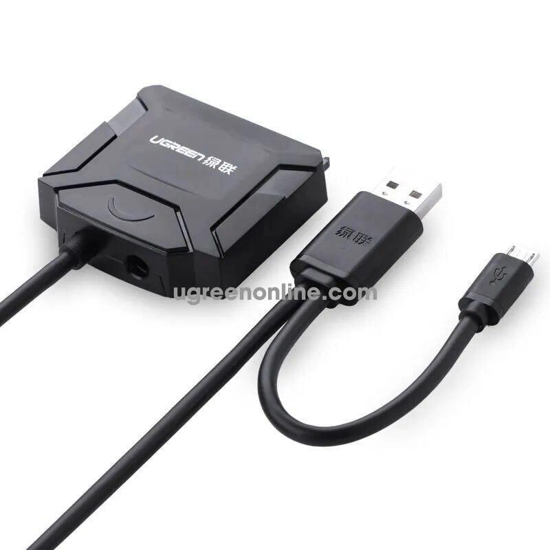 Ugreen 20202 - UGREEN USB 3 0 to SATA Adapter Cable - USB