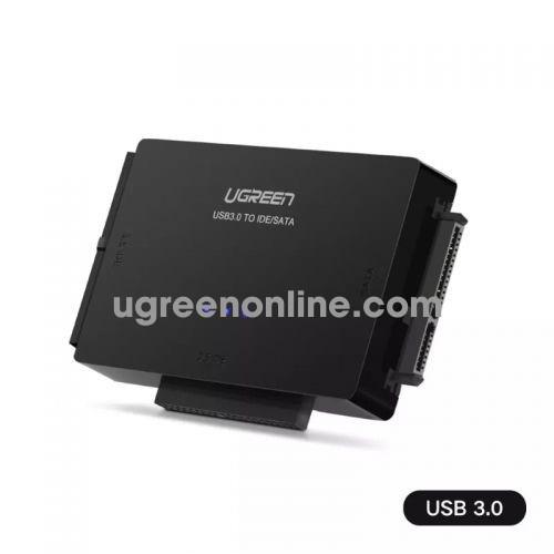 Ugreen 30353 usb 3.0 to sata + 3.5 ide + 2.5ide converter us160