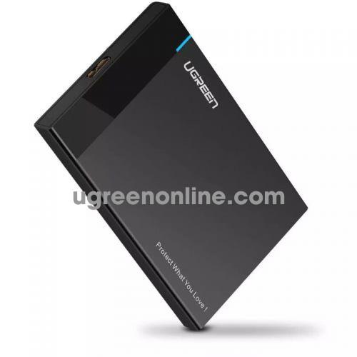 Ugreen 30849 black color 3.5 inch usb 3.0 hard disk box us222