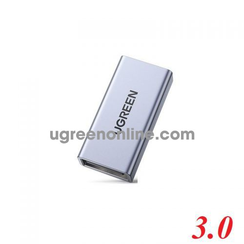 Ugreen 20119 USB 3.0 A/F to A/F Aluminum Case Adapter US381 10020119