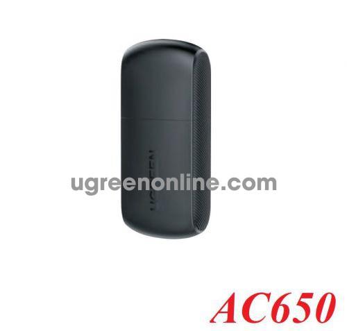 Ugreen 20204 Ac650 11Ac Dual-Band Wireless Usb Adapter CM448 10020204